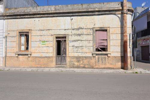 Casa histórica en Specchia