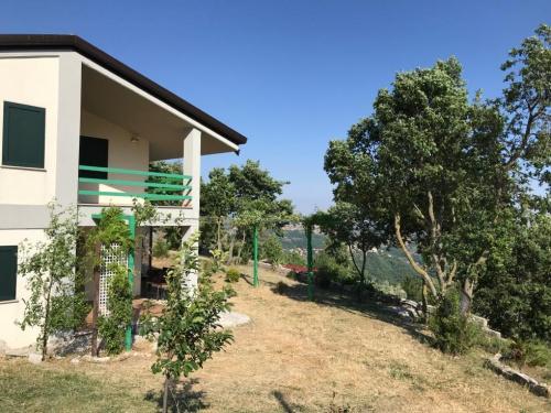 Landhaus in Pontelandolfo