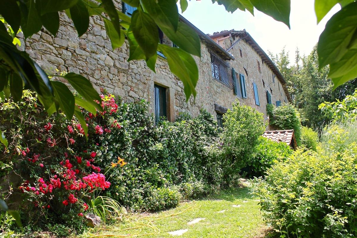 Villa i Bagni di Lucca