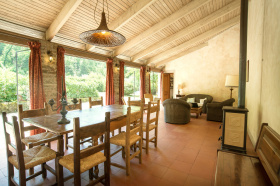 Country house in Coreglia Antelminelli