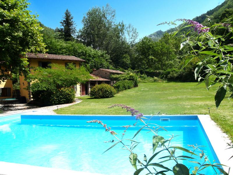 Country house in Coreglia Antelminelli