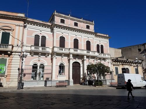 Palats i Manduria