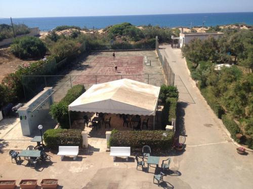 Apartamento independente em Maruggio