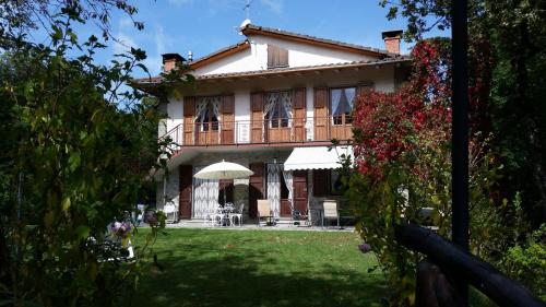Villa en Caprese Michelangelo