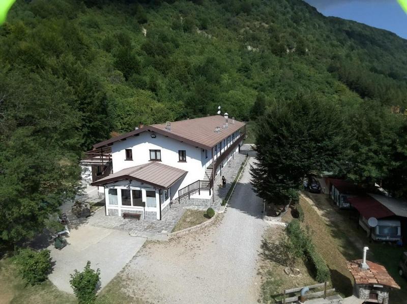 Agroturismo en Brallo di Pregola