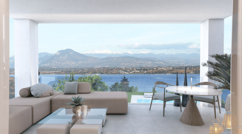 Penthouse in Peschiera del Garda