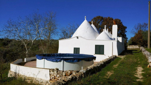 Trullo à Cisternino