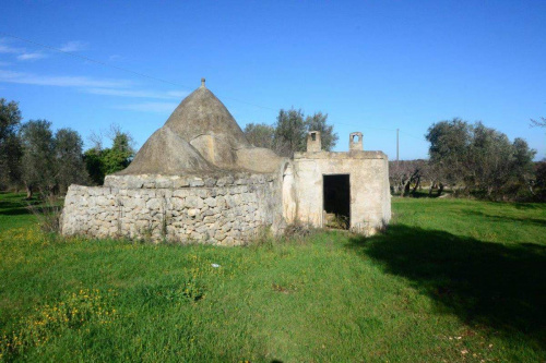Casa Trullo em Ceglie Messapica