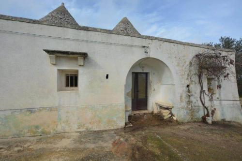 Trullo (Rundhaus) in Locorotondo