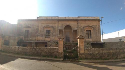 Historiskt hus i Alessano