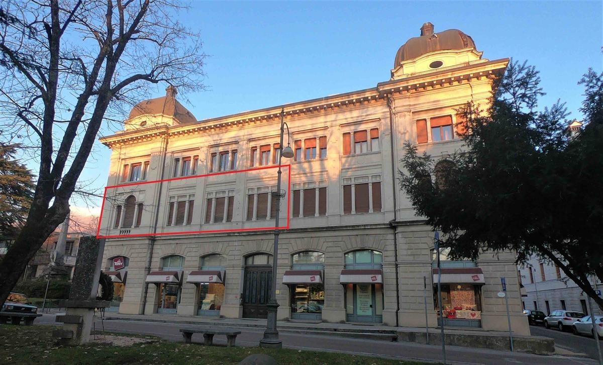 Historisk lägenhet i Belluno