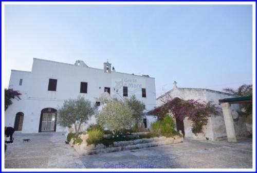 Masseria (lantgårdshus) i Fasano