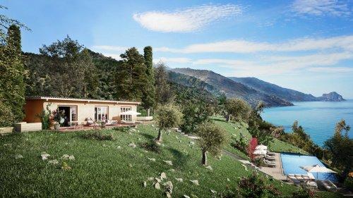 Villa en Pollina