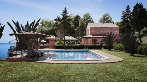 Villa i Pollina