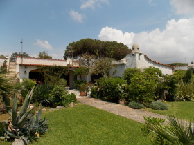 Villa in Terracina