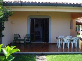 Terraced house in San Teodoro