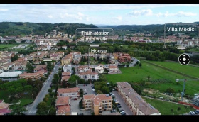 Appartement in Montelupo Fiorentino