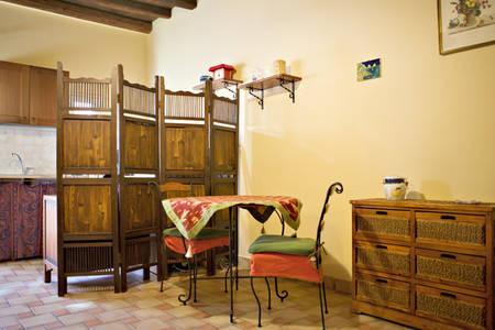 Enrumslägenhet i Palermo