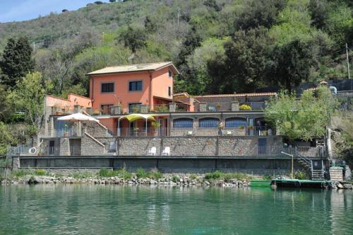 Villa a Castel Gandolfo