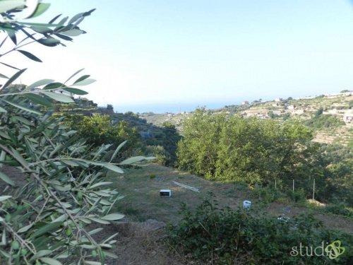Building plot in Bordighera