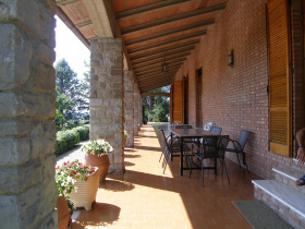 Country house in Gaiole in Chianti