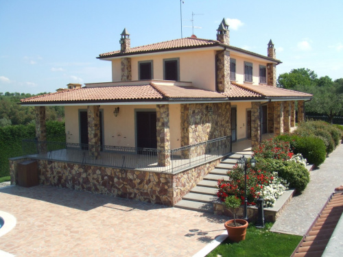 Villa in Viterbo