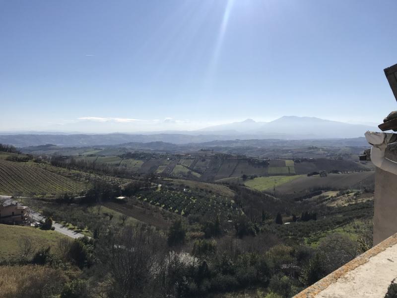 Himmel/Erde in Acquaviva Picena