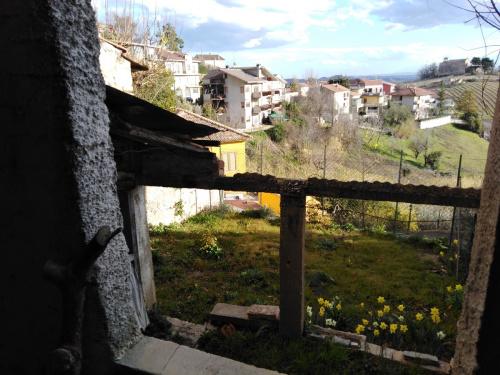 Cielo/Tierra en Acquaviva Picena