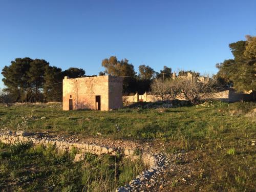Masseria (lantgårdshus) i Ruffano