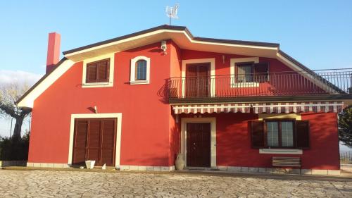 Casa de campo en Paduli