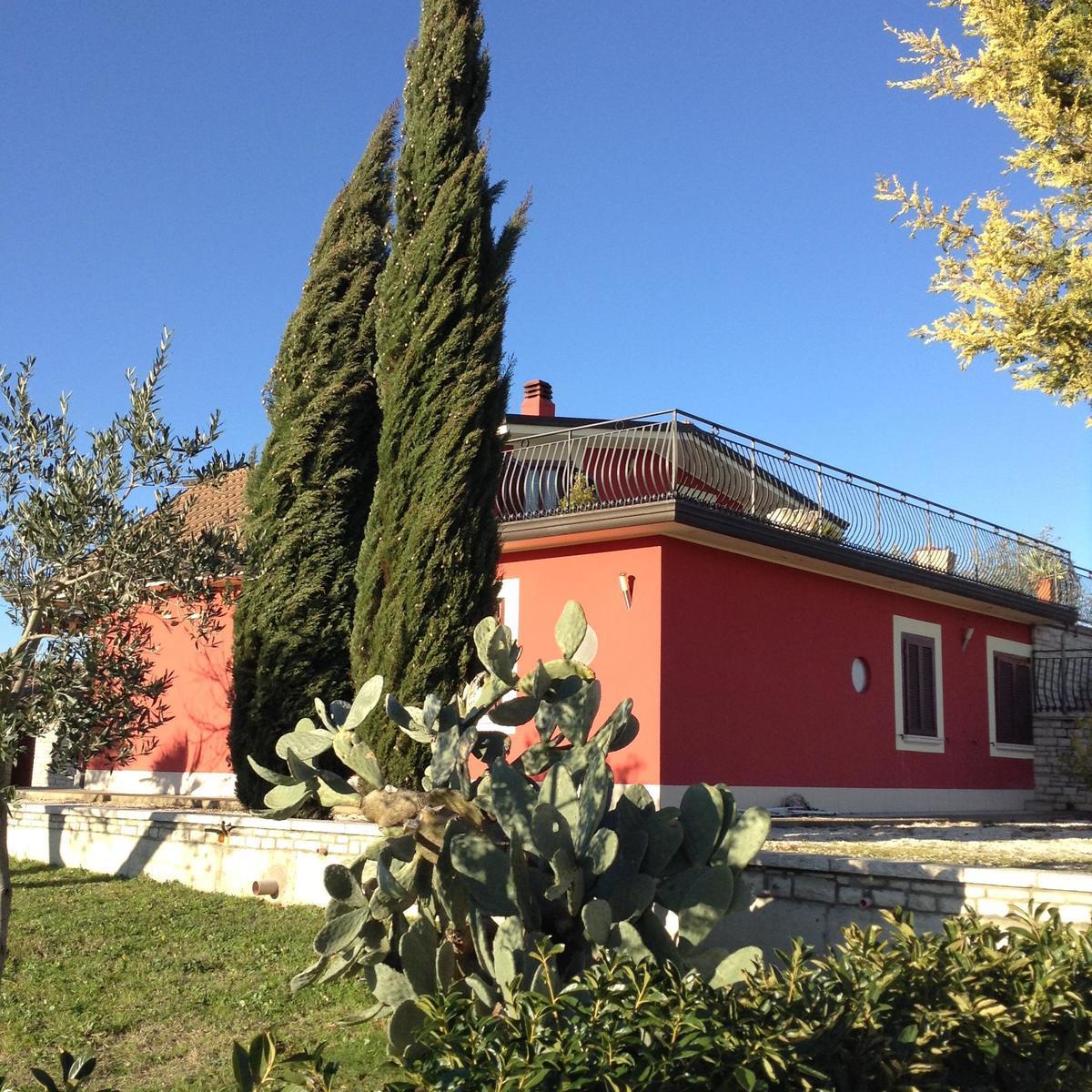 Landhaus in Paduli