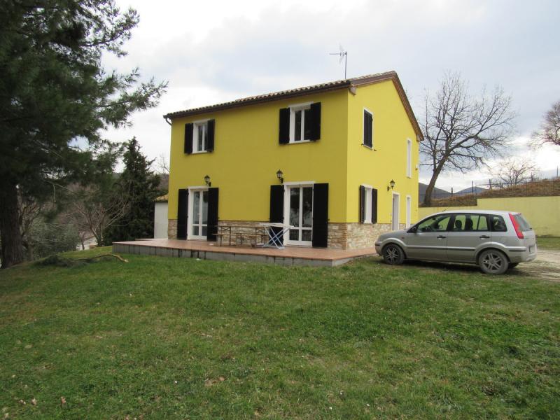 Casa de campo en Arcevia