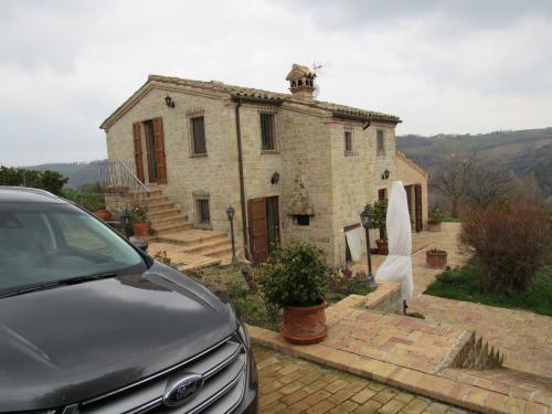 Casa de campo en Rosora