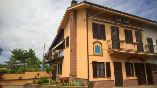 Hus i Calliano