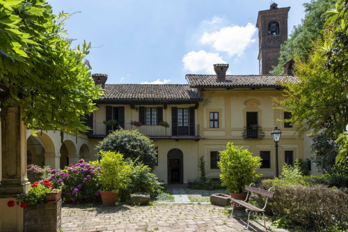 Historisches Haus in Mombello Monferrato