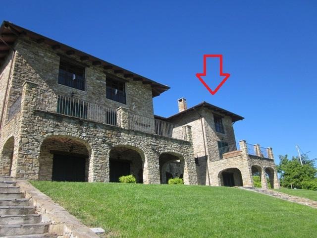 Doppelhaushälfte in Roccaverano