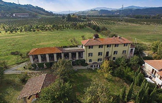 Cabaña en Acqui Terme