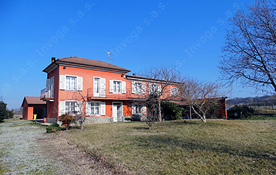 Maison individuelle à Rivalta Bormida