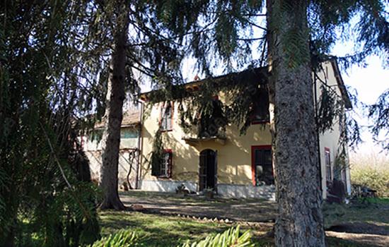 Einfamilienhaus in Strevi