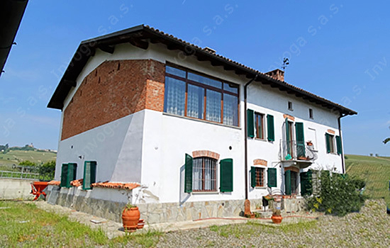 Casa independiente en Alice Bel Colle
