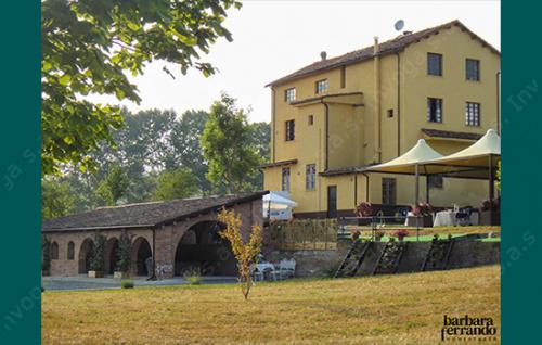 Haus in Cortiglione