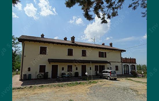 Haus in Rivalta Bormida