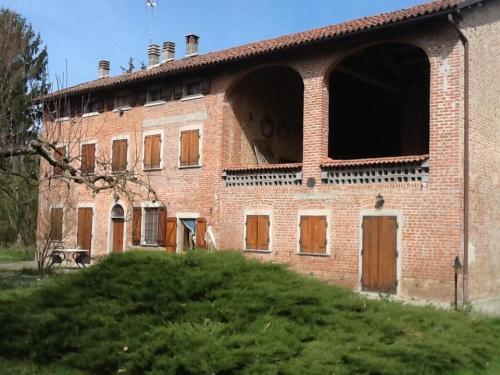 Hus på landet i Solero