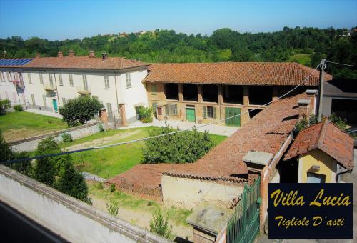 Villa en Tigliole