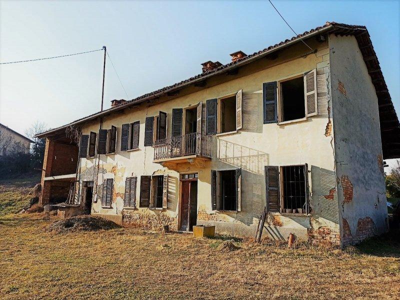 Bauernhaus in Cortazzone