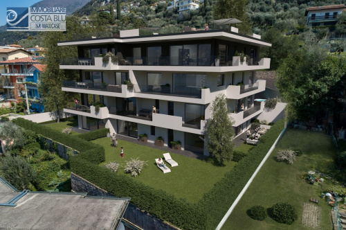 Appartement in Malcesine