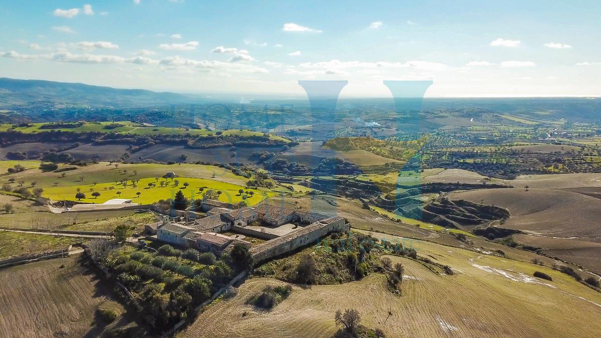 拉古萨石砌农庄