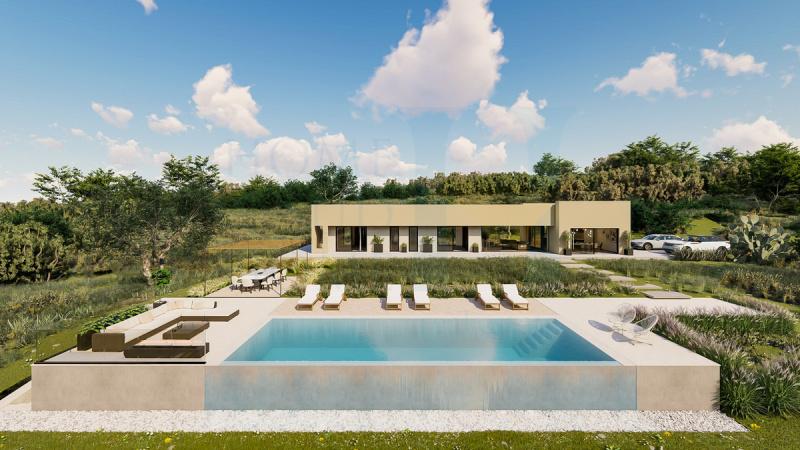 Villa i Noto