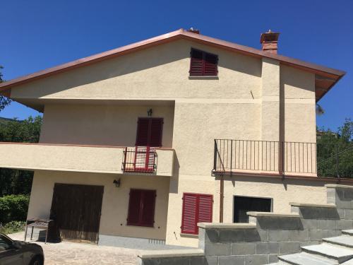 Villa en Castel Focognano