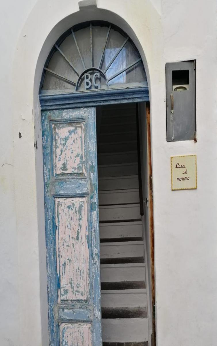 Detached house in Stromboli